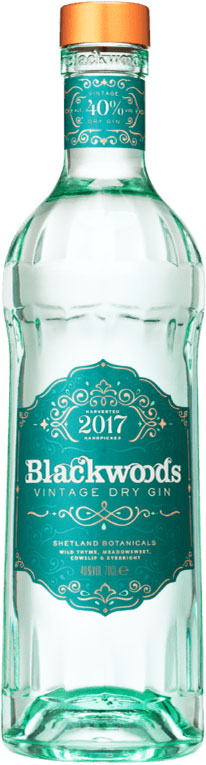 BLACKWOODS  Vintage Dry 70cl Bottle