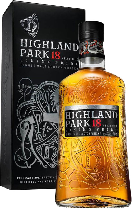 HIGHLAND PARK  18 Year Old 70cl Bottle