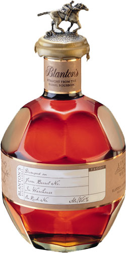 Blantons Straight From The Barrel Whisky