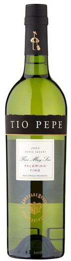 GONZALEZ BYASS  Tio Pepe 75cl Bottle
