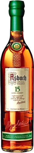 Asbach - Spezialbrand 15 Year Old 70cl Bottle