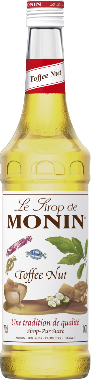 Monin  Caramel Sale (Toffee Nut) 70cl Bottle