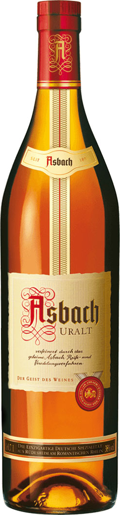 ASBACH  Uralt 70cl Bottle