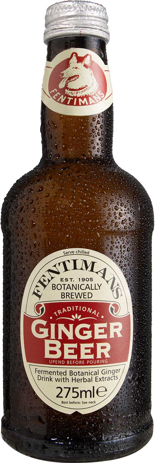 Fentimans - Ginger Beer 12x 275ml Bottles