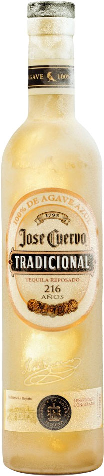 JOSE CUERVO  Tradicional Reposado 50cl Bottle