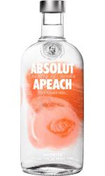 Absolut - Apeach 70cl Bottle.