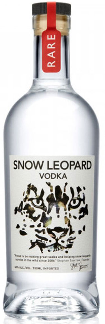 SNOW LEOPARD 70cl Bottle