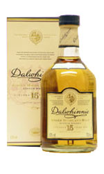 Dalwhinnie - 15 Year Old 70cl Bottle