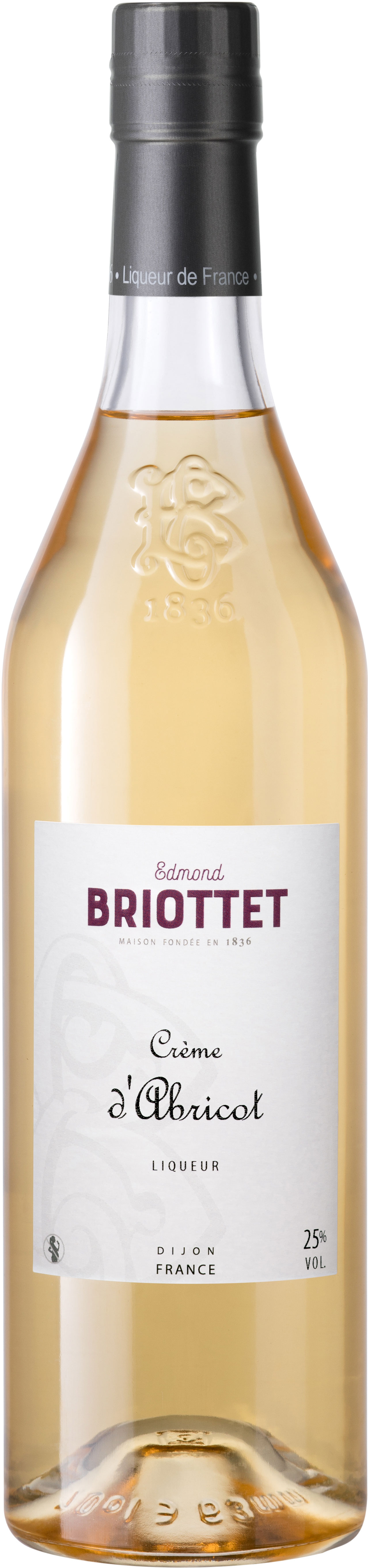 Briottet - Creme d'Abricot (Apricot) 70cl Bottle