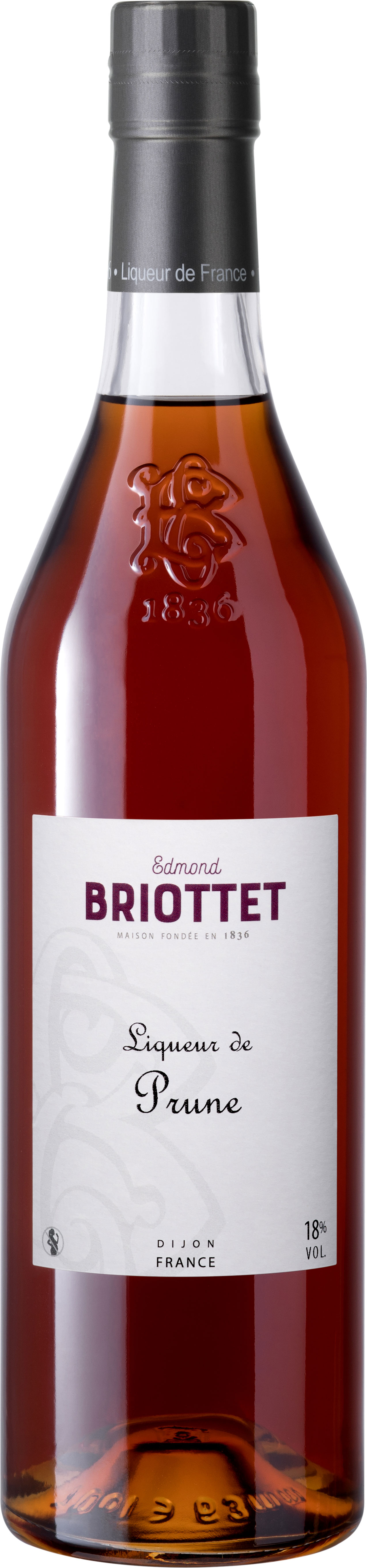 Briottet - Creme de Prune (Plum) 70cl Bottle