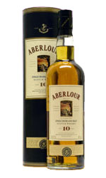 Aberlour - 10 Year Old 70cl Bottle.
