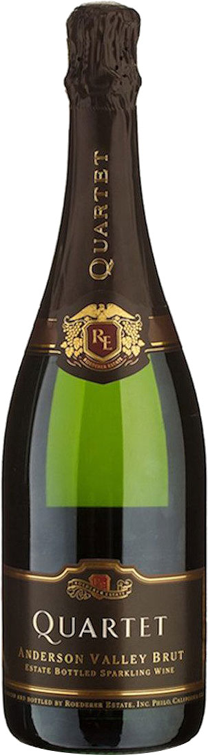ROEDERER ESTATE  Quartet Anderson Valley Brut NV 75cl Bottle