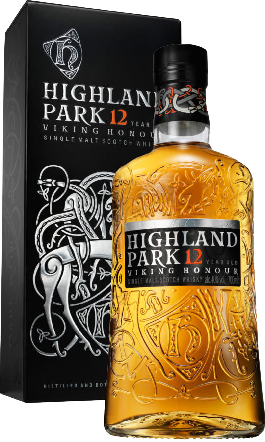 HIGHLAND PARK  12 Year Old 70cl Bottle