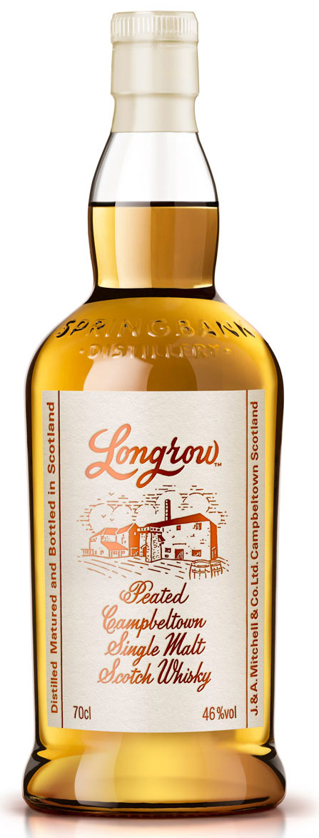 Longrow - Peated 70cl Bottle