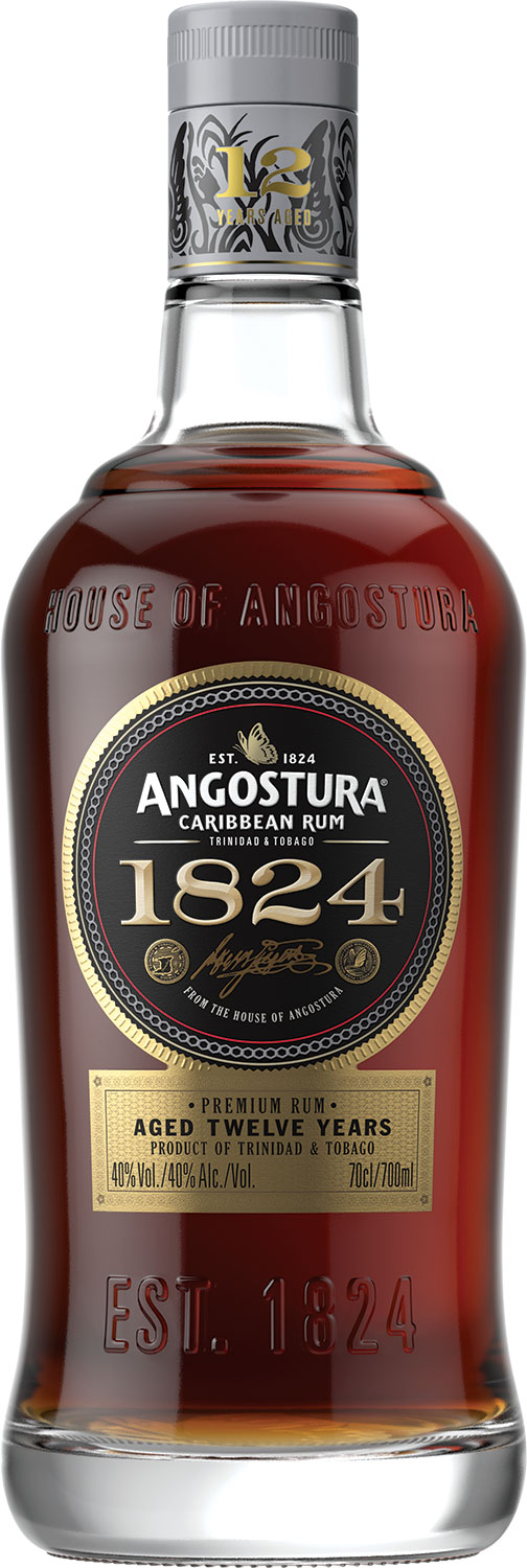 ANGOSTURA  1824 12 Year Old 70cl Bottle