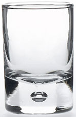 Image of Durobor - 'Original Disco', Liqueur Glassware - Small