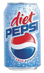 PEPSI  Diet 24x 330ml Cans