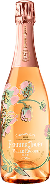 Perrier Jouet - Belle Epoque Rose 2006 75cl Bottle