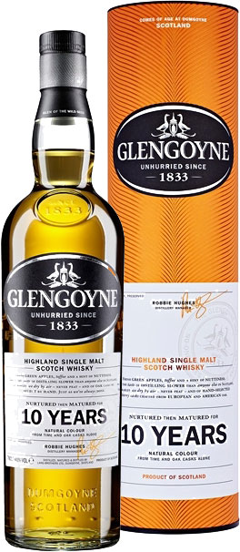 Glengoyne - 10 Year Old 70cl Bottle