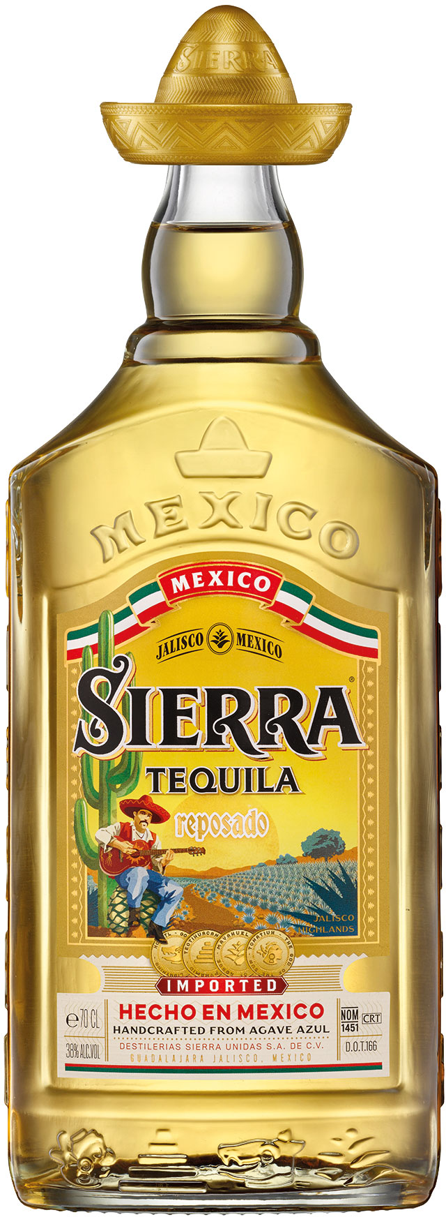 Sierra - Reposado 70cl Bottle