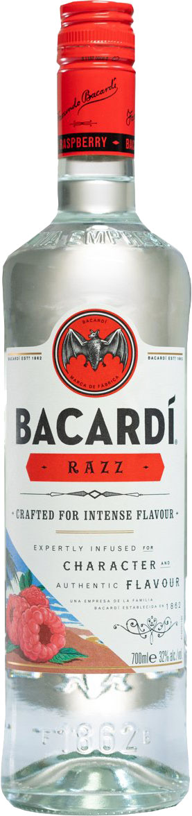 Bacardi - Razz 70cl Bottle