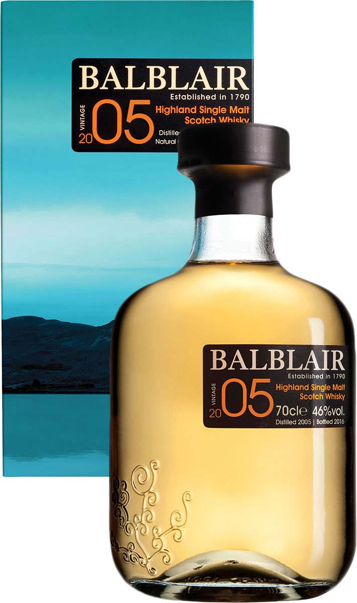 Balblair - 2005 70cl Bottle