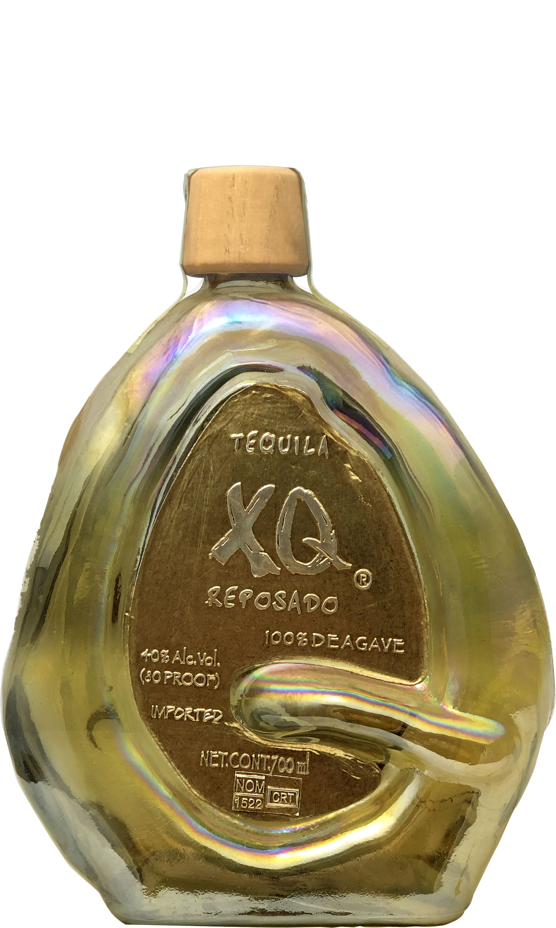 Tequila XQ - Reposado 70cl Bottle