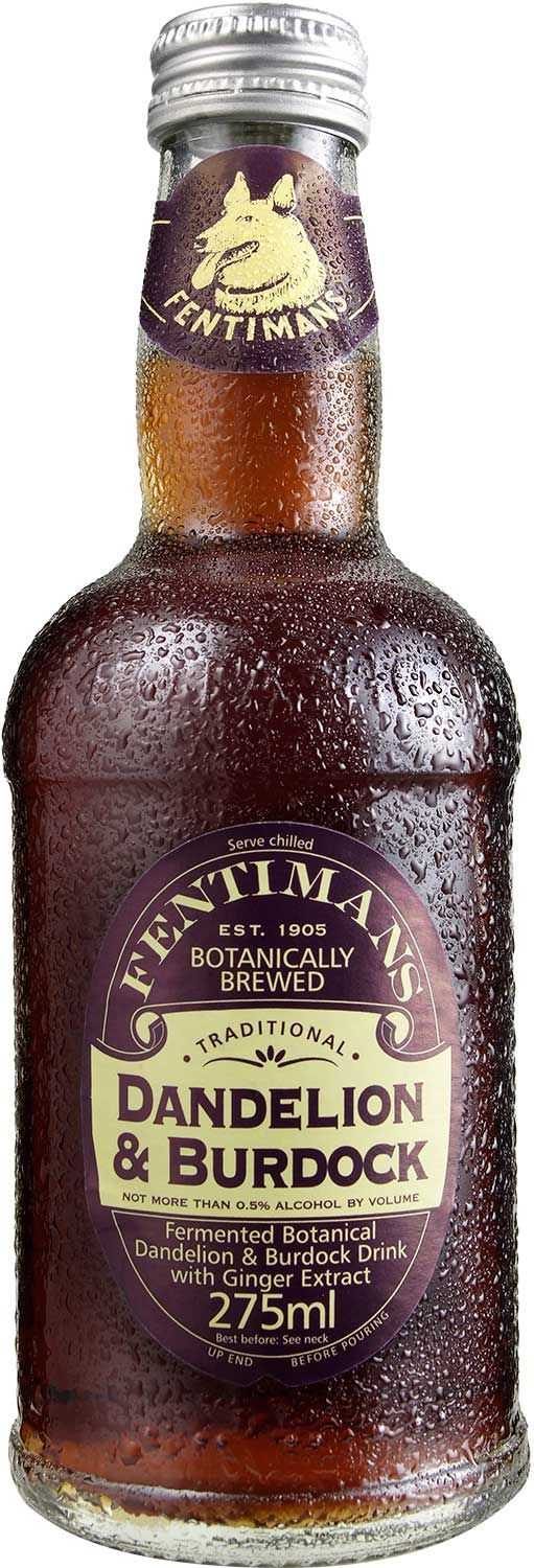 Fentimans - Dandelion & Burdock 12x 275ml Bottles