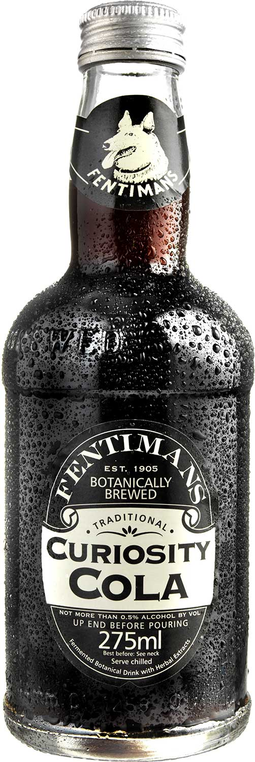 Fentimans - Curiosity Cola 12x 275ml Bottles
