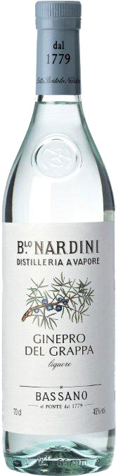Nardini - Ginepro Grappa Liqueur 70cl Bottle