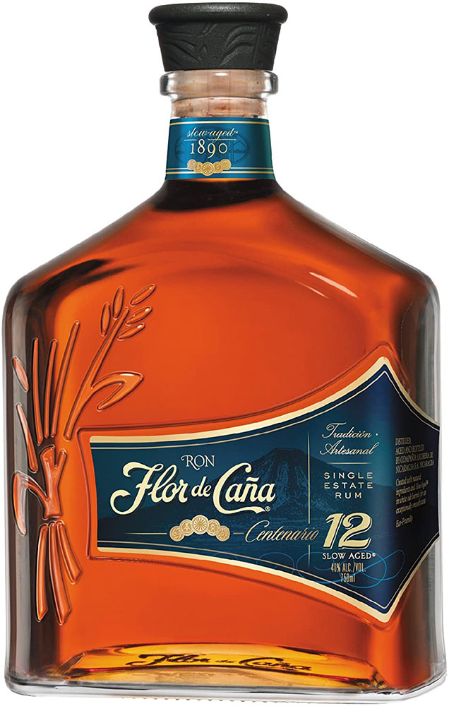 FLOR DE CANA  12 Year Old Old Centenario 70cl Bottle