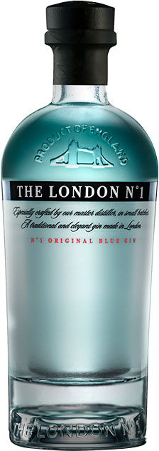 The London Gin - No1 Original Blue 70cl Bottle