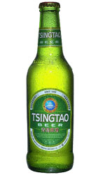 Tsingtao - Lager 24x 330ml Bottles.