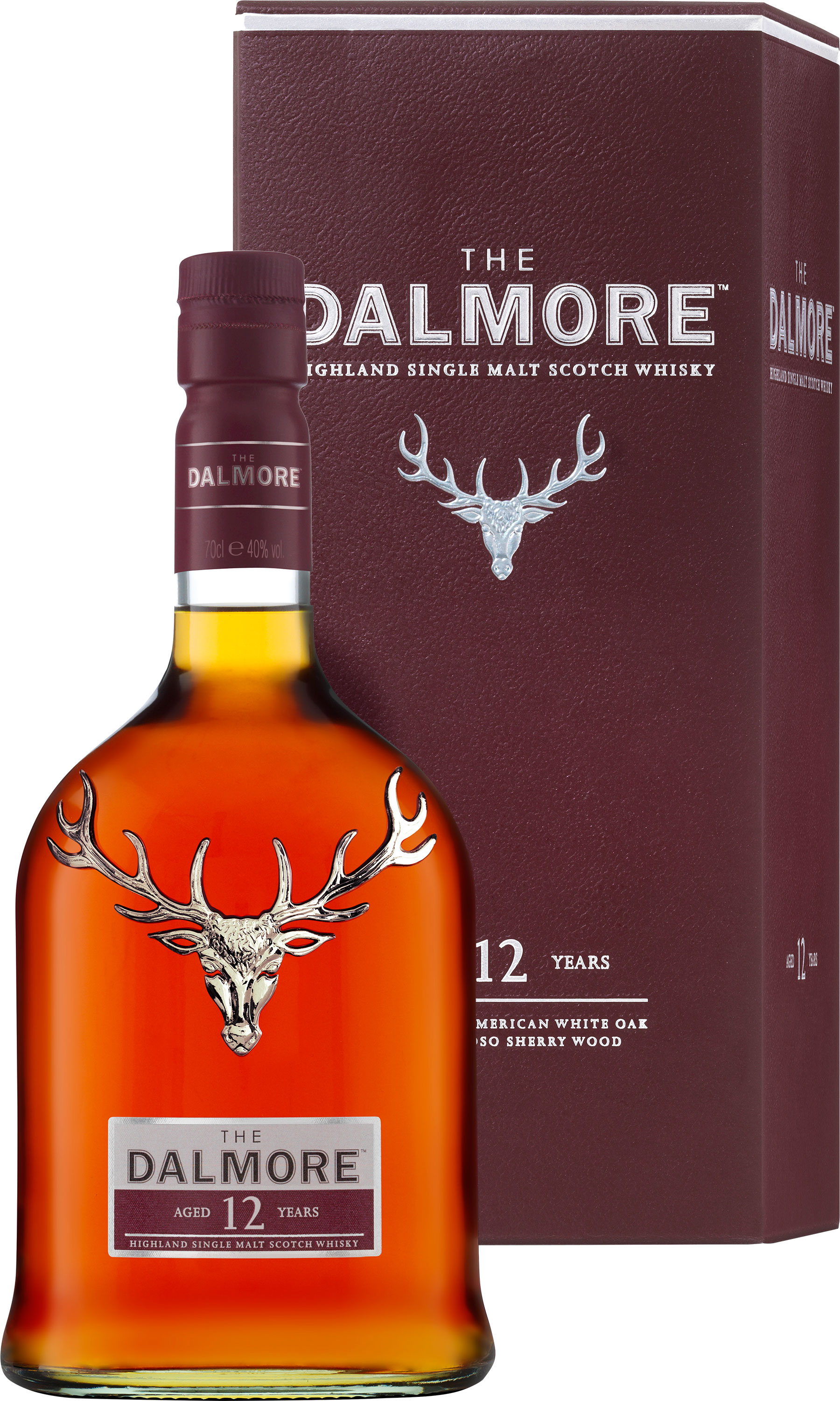 Dalmore - 12 Year Old 70cl Bottle