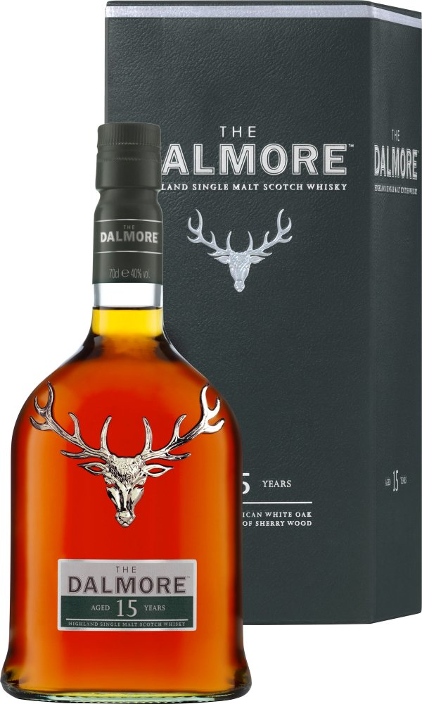 4d0f37190aa Single Highland Malt Whisky. Dalmore - 15 Year Old. Gallery
