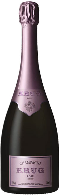 KRUG  Rose 75cl Bottle