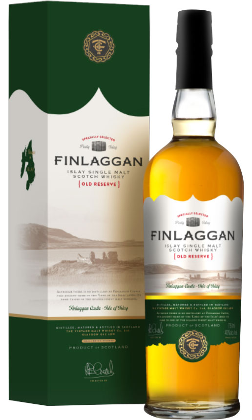 Finlaggan - Old Reserve 70cl Bottle