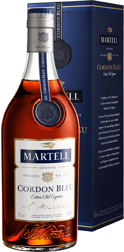 Martell - Cordon Bleu 70cl Bottle