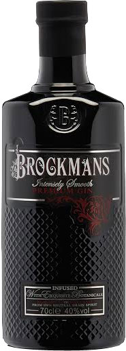 Brockmans Intensely Smooth Gin 70cl Bottle