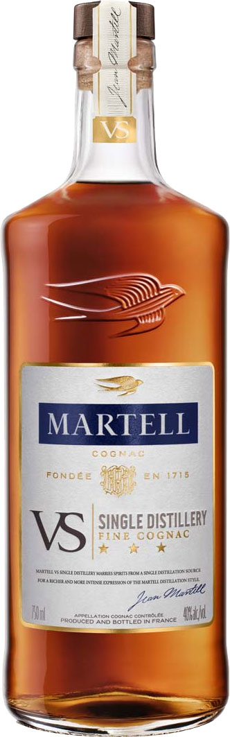Martell - VS 70cl Bottle