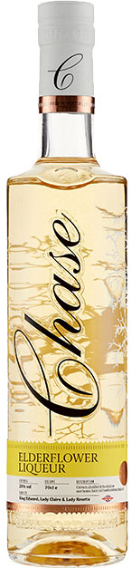 Chase Distillery - Elderflower Liqueur 70cl Bottle