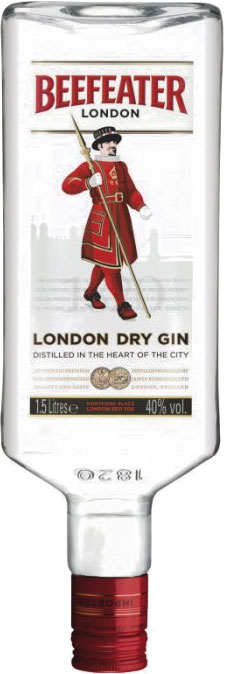 Beefeater - Gin 1.5 Litre Bottle