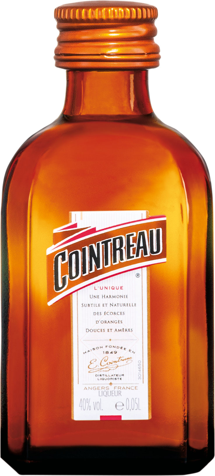 Cointreau  Miniature 5cl Miniature