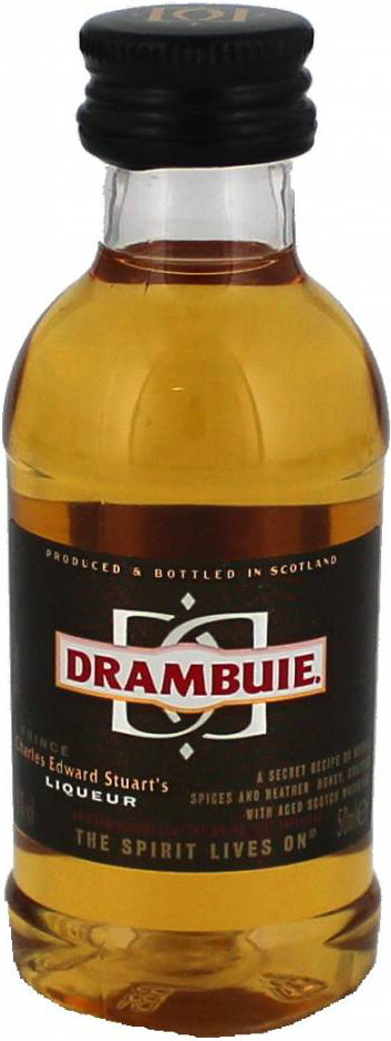 Drambuie  Miniature 5cl Miniature