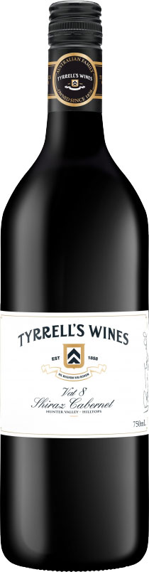 Tyrrells - Winemakers Selection Vat 8 Shiraz 2011 75cl Bottle