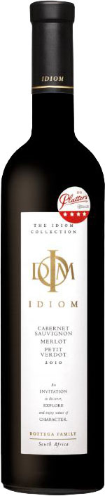 Idiom - Bordeaux Blend 2014 75cl Bottle