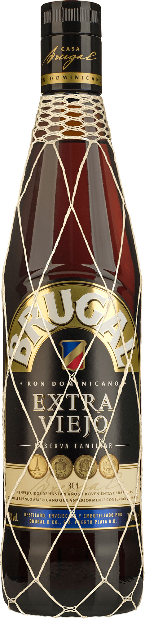 Brugal - Extra Viejo 70cl Bottle