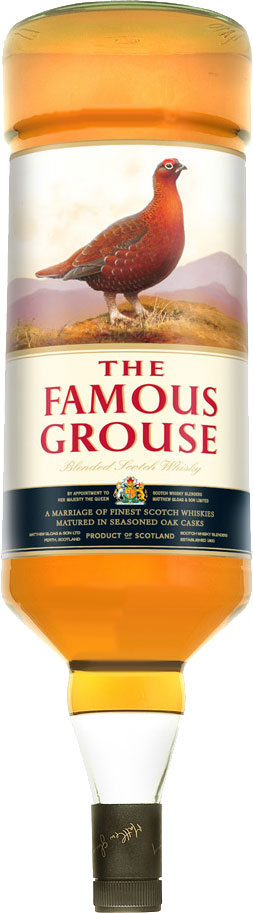 FAMOUS GROUSE 4.5 Litre Bottle