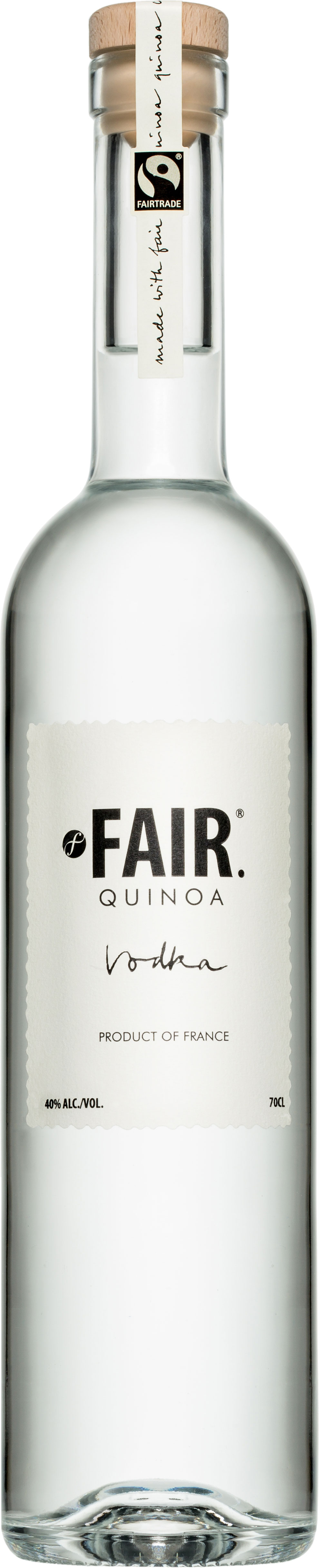 Fair  Quinoa Vodka 70cl Bottle