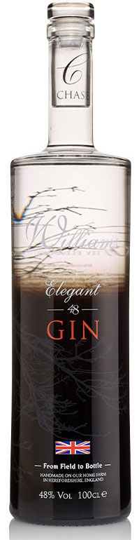 Chase Distillery  Elegant Crisp Gin 70cl Bottle